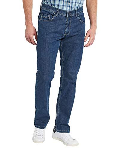Pioneer Herren Rando Megaflex Straight Jeans, Blau (Farbe 05 05), 33W / 34L