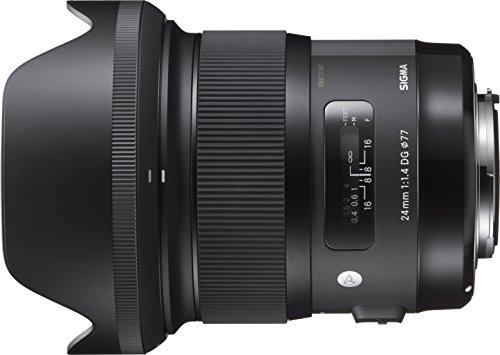 SIGMA広角レンズArt24mmF1.4DGHSMキヤノン用401542