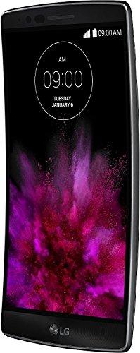 LG G Flex 2 Smartphone Orange freies, (5,5 Zoll Display, 13 Megapixel Kamera, 16 GB, 2 GB RAM) Silber