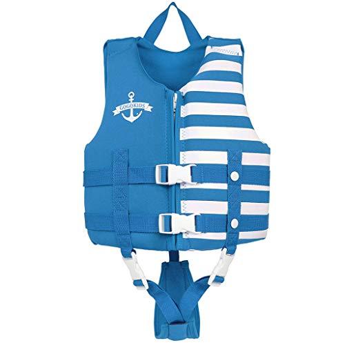 Kinder Schwimmweste Neopren Weste Schwimmjacke Kleinkinder Jungen Mädchen Bademode Schwimmen Jacke Schwimmbekleidung