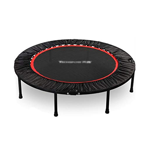 Oefening Trampoline Outdoor Trampolines Mini trampoline, inklapbare trampoline familie kinderen entertainment stuiteren bed ronde lente trampoline home gym, lager over 100KG Trampolines
