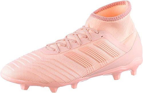 adidas Predator 18.2 Fg, Scarpe da Calcio Uomo, Arancione (Narcla/Narcla/Rostra 0), 42 2/3 EU
