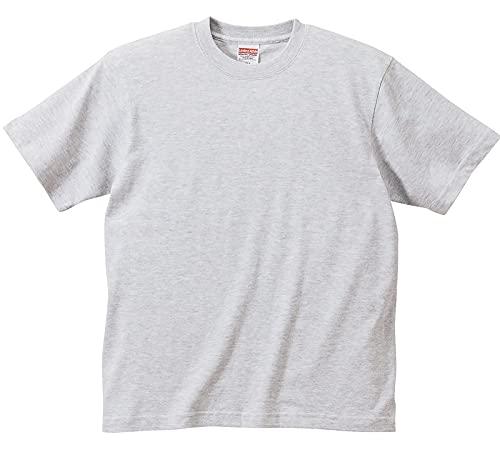 (ユナイテッドアスレ)UnitedAthle 6.2オンス プレミアム Tシャツ 594201 [メンズ] 005 アッシュ XS