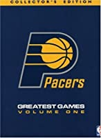 NBA - Indiana Pacers Greatest Games Collection Vol. 1 [並行輸入品]