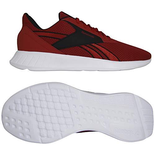 Reebok Lite 2.0, Zapatillas para Hombre, Multicolor (LEGACR/Blanco/Negro)