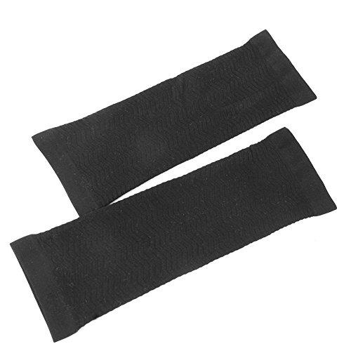 Da.Wa 1 Paar Arm Sleeve Arm stulpe Armschoner Anti-Rutsch Arm Sleeve Arm-Ärmel Arm Warmers für Basketball Radsport Driving Outdoor
