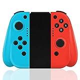 Maegoo Mandos para Switch Inalámbrico, Switch Mando Bluetooth Joypad Gamepad Joysticks De...