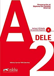 A2 spanish DELE textbook
