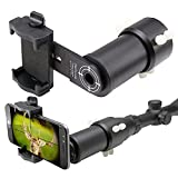 starboosa Rifle Scope Mount Camera Adapter - Smartphone Camera Adapter for Hunting Teaching