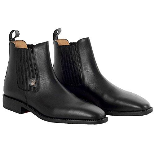 Cavallo Stiefelette Chelsea Comfort in schwarz- Schlupfstiefelette, Farbe:schwarz, Größe:3 (35 1/3)