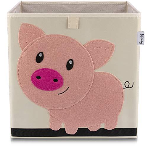 clasificación y comparación Caja de juguetes Lifeney Una caja de almacenamiento práctica para cada jardín de infantes que guardo en una caja … para casa