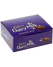 Cadbury Dairy Milk Chocolate, 12 x 37 gm