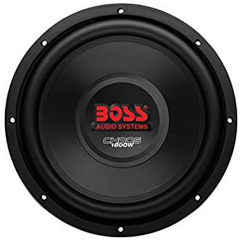 BOSS Audio Systems CH12DVC 1800 Watt 12 Inch Dual 4 Ohm Voice Coil Car Subwoofer