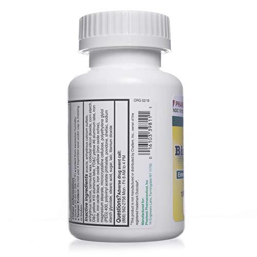 Pharbest Bisacodyl 5 mg | 1000 Count Enteric-Coated Tablets | Laxative Stimulant