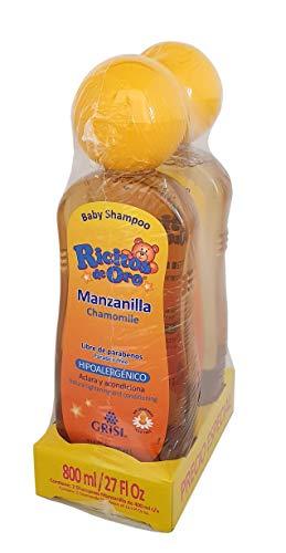 GRISI Baby Shampoo Ricitos de Oro Manzanilla