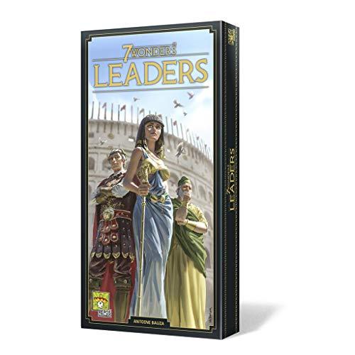 Repos Productions 7 Wonders: Leaders Nueva Edición en Español
