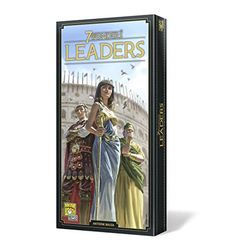 7 Wonders: Leaders New Edition in Spanisch