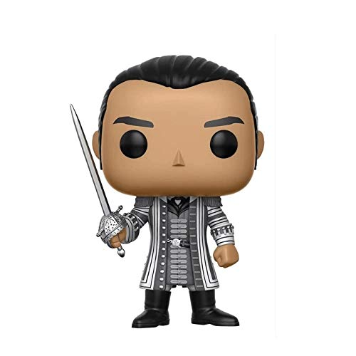 Funko Pop Movie : Pirates of The Caribbean - Captain Salazar 3.75inch Vinyl Gift for Movies Fan...
