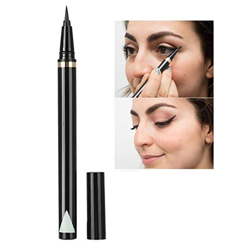 Waterproof Sweatproof Smudge-Resistant Liquid Eyeliner Pencil Soft Tip Eye Makeup Cosmetic Tool