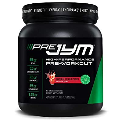 Post JYM Active Matrix - Post-Workout with BCAA's, Glutamine, Creatine HCL, Beta-Alanine, and More