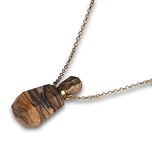 おしゃれ天然石ネックレス ペット遺骨ネックレス 記念ネックレス 防水 (マルチカラ )
