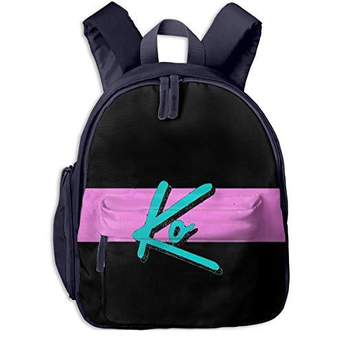 Hdadwy Cody Youtobe Ko Kids Backpack Boys Girls,Appearance is Fashionable, Very Practical.