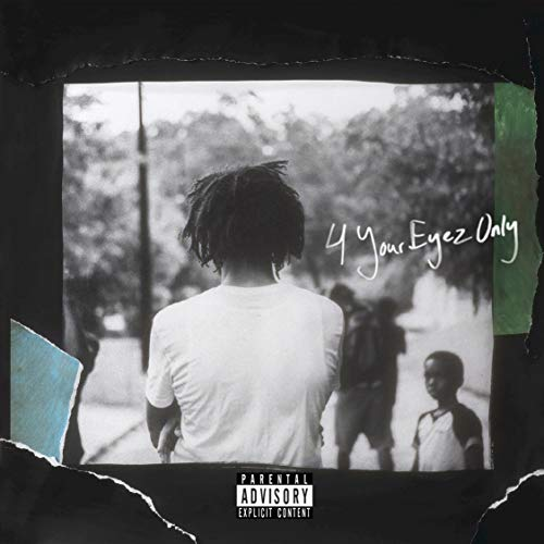 Cathy Dasr J. Cole - 4 Your Eyez Only Poster,Unframed 20x20 Inches Art Poster Print
