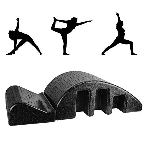 Dirty hamper Gym Massage Bed Pilates Spinal Support Spine orthosis Yoga Pilates Bodybuilding Spine Deformation Device Pillow Spine Corrector Yoga Balanced Body Pilates Arc
