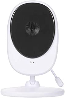 Baby Monitor with Camera and Audio 2 Cameras Built-in Night Vision Function and Temperature Display Digital Signal Encrypt...