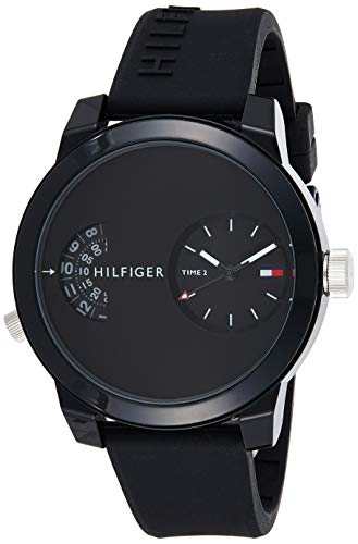 Tommy Hilfiger Herrenuhr Dressed UP Multifunktion 1710398