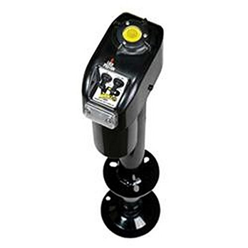 RV Trailer BARKER Vip 3500 Power Jack- 18'' Blk - 32454 Tongue Jack
