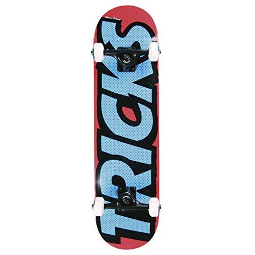Tricks Skateboard Completo 7,8'