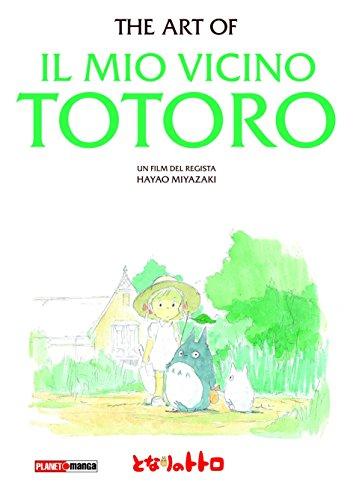 Artbook Ghibli: Totoro - Prima Ristampa