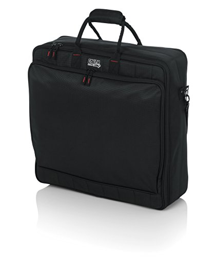 Gator Cases Padded Nylon Mixer/Gear Carry Bag with Removable Strap; 20' x 20' x 5.5' (G-MIXERBAG-2020)