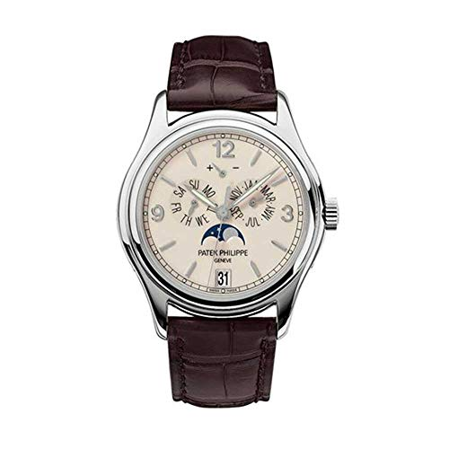 Patek Philippe Complicated Annual Calendar 18kt White Gold Automatic Mens Watch 5146G