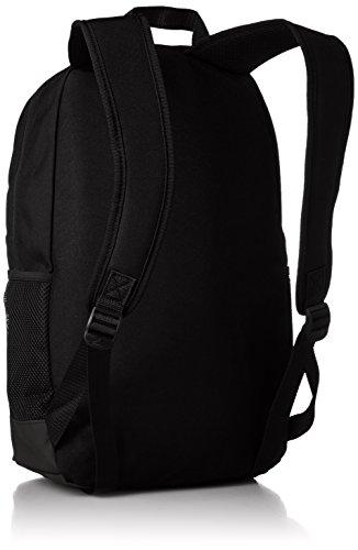 adidas Linear Performance Backpack - Black/Black/White, 16 x 28 x 46 cm, 21 l