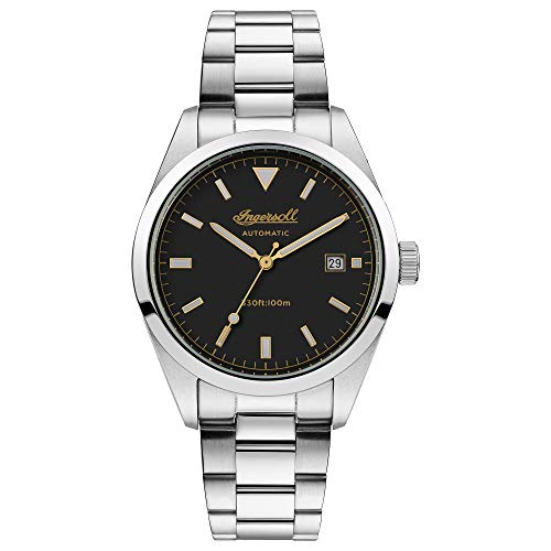 Ingersoll The Reliance Gents Automatic Watch I05501 with a Stainless Steel case and Stainless Steel Bracelet