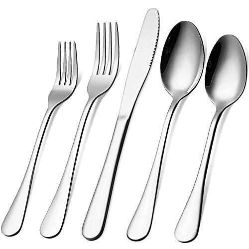 La mejor comparación de Tenedor ensalada - 5 favoritos. 10