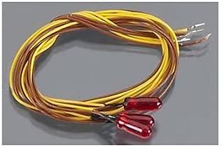 Model Power Grain of Wheat Bulb, 3.2mm/12v-16v/Red (3)