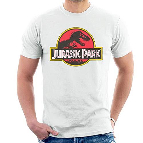 Jurassic Park Classic Logo Men's T-Shirt