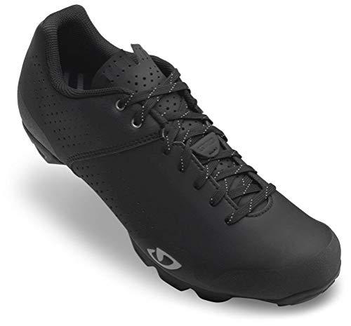 Giro Unisex– Erwachsene Privateer Lace MTB Trail Cyclocross Schuhe, Black, 44