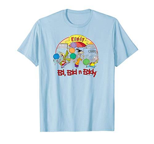 Ed, Edd n Eddy Candy Jawbreakers T-Shirt