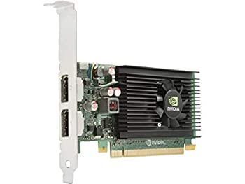 HP NVIDIA NVS 310 1GB Graphics Card  Renewed