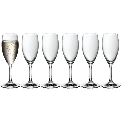 WMF Easy - Juego de copas de champán