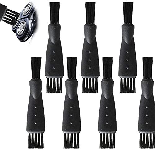 20 piezas Cepillo de limpieza de afeitado eléctrico, maquinilla de afeitar pincel de repuesto para afeitadora eléctrica cepillo de limpieza accesorios útiles y prácticos