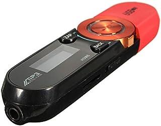 Portable USB Digital LCD Screen Support 16GB TF Card FM MP3 Player