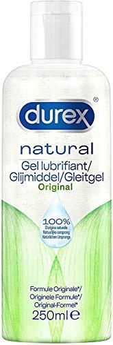 Durex - Gel Lubrifiant Sexuel Naturel -...