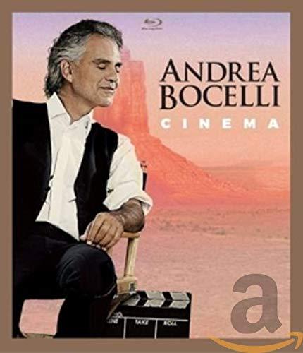 Andrea Bocelli - Cinema [Blu-ray] [Special Edition]