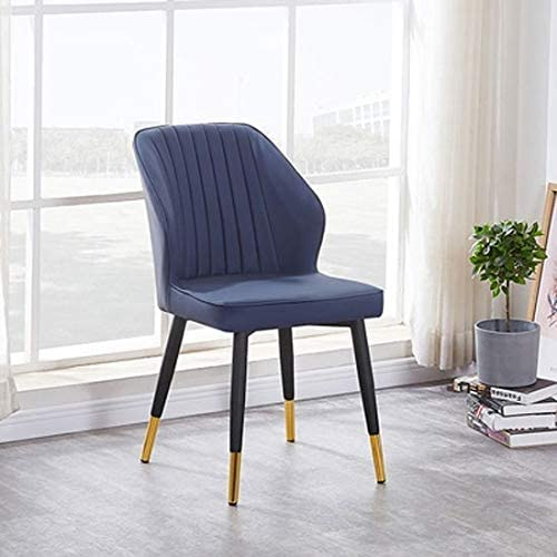 CCSHJ Modern Free shipping Minimalist Dining Chair Backr Restaurant Manufacturer regenerated product Home Hotel