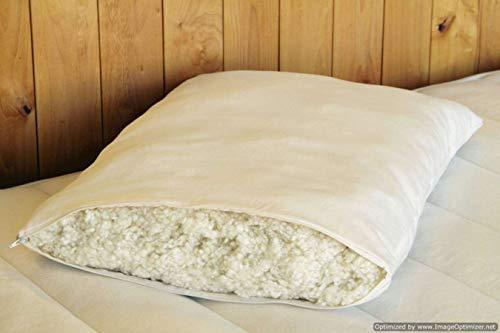 Holy Lamb Organics Woolly 'Down' Pillow
